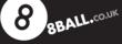 8 Ball Launch Brand New Website